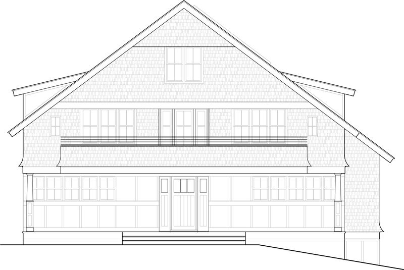 08-001 Front ELEVATIONS for Render